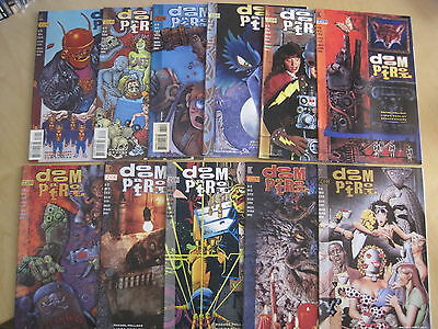 DOOM PATROL 64 - 87 :COMPLETE 24 ISSUE 1993 VERTIGO RUN by POLLACK, McKeever etc