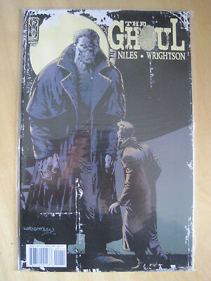 The GHOUL : issue 1 by STEVE NILES & BERNI  WRIGHTSON. IDW, 2009