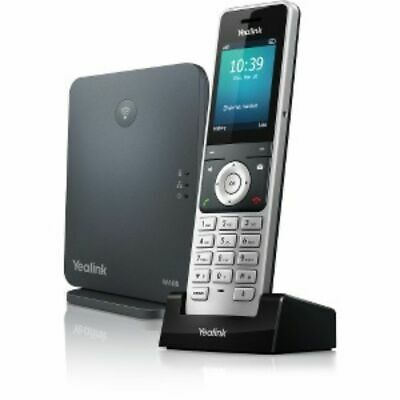 Yealink W60P Wireless DECT IP Phone and Base Station Package