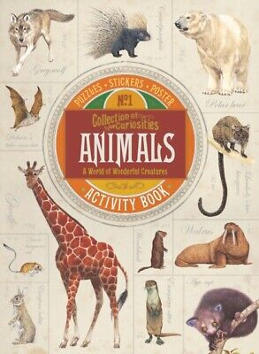 Collection of Curiosities: Animals (Paperback), Egan, Vicky, 9781...