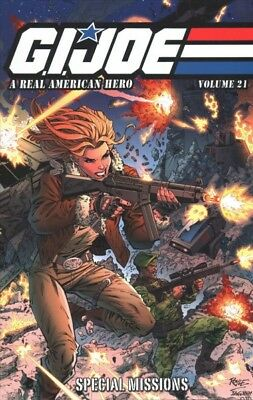 G.I. Joe 21 : A Real American Hero, Paperback by Hama, Larry; Sanchez, Alex (...