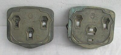 Antique Cord 1929/30 Dashboards, Instruments Panels, Original, Not Tested, Lqqk!