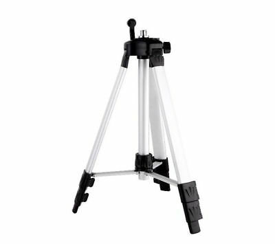Tripod Stand Camera/survey Extendable Lightweight With Level New Bargain £9.99