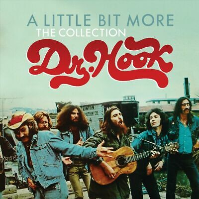 Dr Hook A Little Bit More The Greatest Hits Collection 21 Track Cd Best Of / New