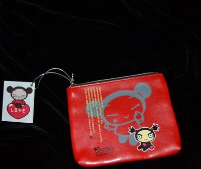 PUCCA FUNNY LOVE GIRLS Coin Purse Wallet 2000 Collection NEW WITH TAG