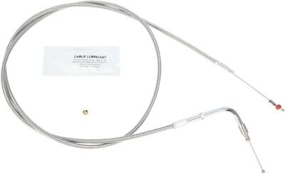Barnett Stainless Clear-Coated Idle Cable (+10in.) 102-30-40016-10* 0651-0679