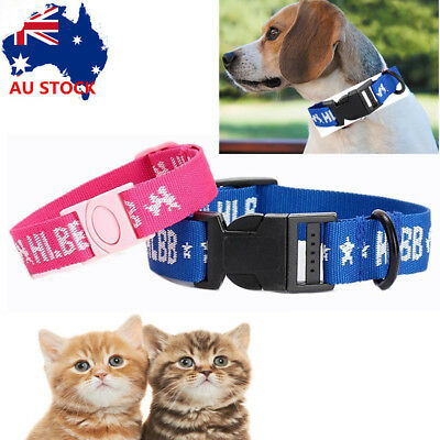 2pcs Adjustable Dog Cat Flea Collar Kill Repel Flea Egg Mosquitoe Tick Necklace