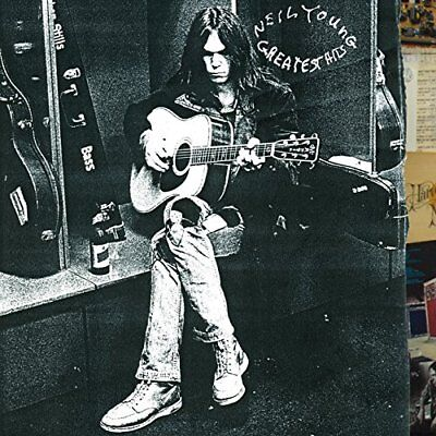 Neil Young - Greatest Hits [CD + DVD] - Neil Young CD JGVG The Fast Free