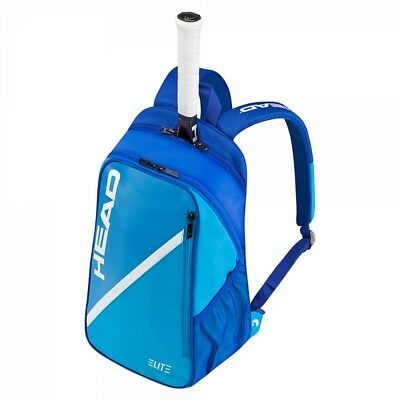 TOPPREIS: Head Elite Backpack - blau - Tennisrucksack, Rucksack