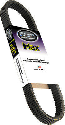 Carlisle Ultimax Hypermax Snowmobile CVT Clutch Drive Belt MAX1103M3 44""