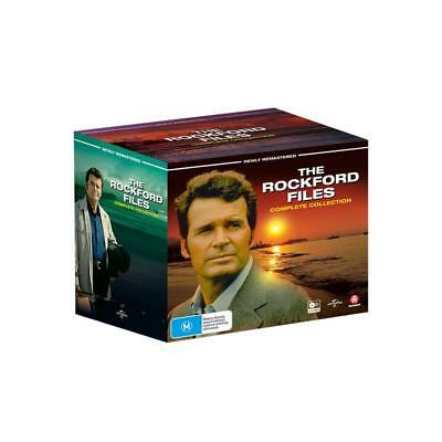 The Rockford Files Complete Collection Season 1 - 7 & TV + Mystery Movies DVD R4
