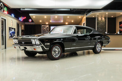 1968 Chevrolet Chevelle SS Frame Off, Rotisserie Restored! GM 396ci V8, Automatic, PS, PB, True 138 SS
