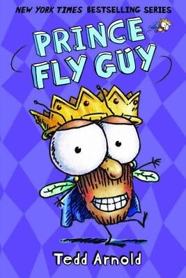 Prince Fly Guy, School And Library by Arnold, Tedd, Brand New, Free shipping ...