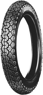 New Dunlop K70 Vintage Front Tire - 3.25-19 - Tube Type 4202-23 Front 31-0115