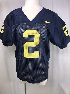 Rare Nike Michigan Wolverines Football Jersey Charles Woodson College  Heisman 2b0fbaf3c
