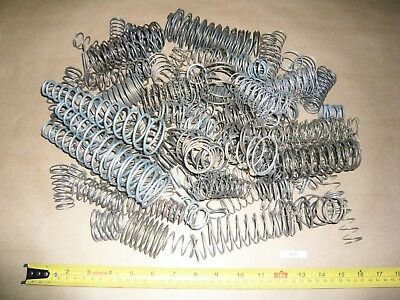 Extra Large Medium Compression Springs Assorted Various Sizes Types Job Lot Xl9