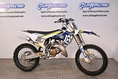 Husqvarna Tc125 2016 Model Motocross Bike
