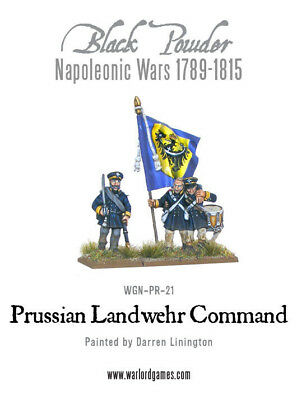 Napoleonic Wars: Prussian Landwehr Command
