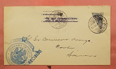 Mexico Bisect On 1914 Revolution Period Commissioner Carbo Sonora