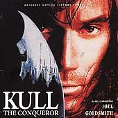 Unknown Artist : Kull: The Conqueror - Original Motion Pi CD