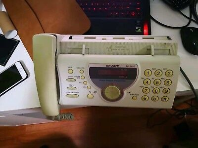 Sharp fax machine In good working condition. Negotiable