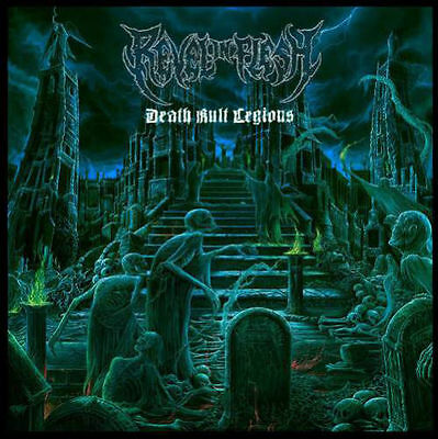 REVEL IN FLESH - Death Kult Legions CD NEU!