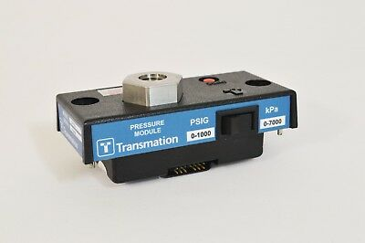 Transmation pressure module for 1090, 1091 & 1091plus 1000PSIG CALIBRATED