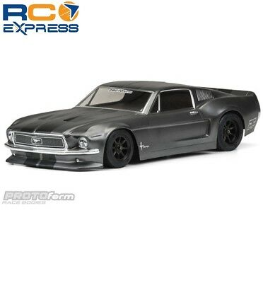 Pro-Line 1968 Ford Mustang Clear Body VTA Class PRM1558-40