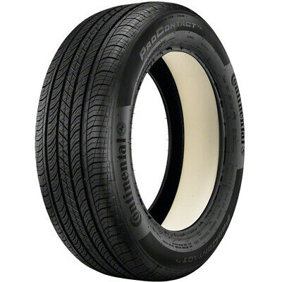 1 New Continental Procontact Tx  - 265/35r20 Tires 35r 20 265 35 20