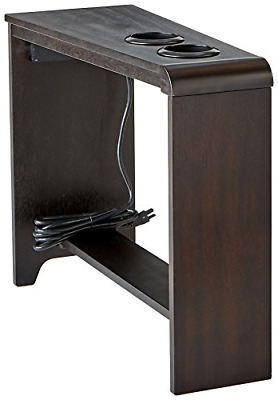 Signature Design By Ashley Norcastle Rectangular Sofa Table Brown