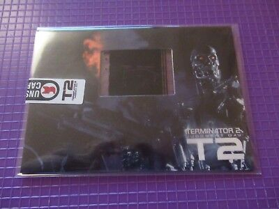 Terminator 2 Judgement Day Rare Cell Card FC1 by Unstoppable Cards