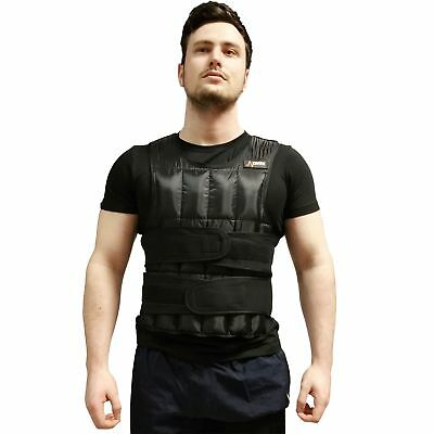 DKN 20kg Adjustable Weighted Vest.