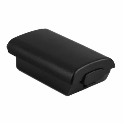 Black Battery Holder Pack Cover Shell For Microsoft Xbox 360 Wireless Controller