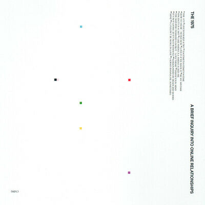 The 1975 : A Brief Inquiry Into Online Relationships CD (2018) ***NEW***