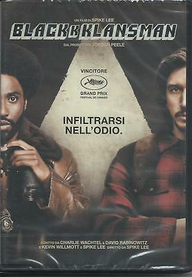 Blackkklansman (2018) DVD