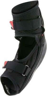 Alpinestars Sequence Elbow Protectors Black/Red S/M Small/Medium 6502518-13-SM