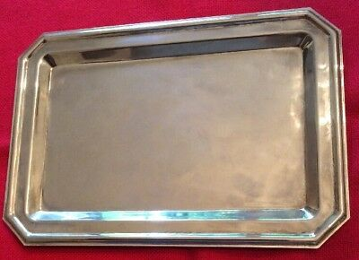Antique  Silverplate  Dresser / Calling Card Receiver Tray