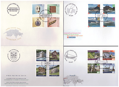 # 142 ---  First Day Cover Pro Patria