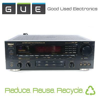 TEAC AG V8520 AM FM 5 1 Audio Video Receiver With Multi
