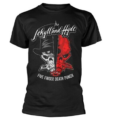 FIVE FINGER DEATH PUNCH - Jekyll & Hyde T-Shirt
