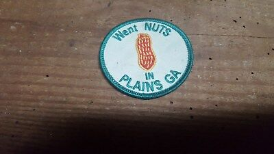 Georgia Peanut Patch~I Went Nuts In Plains Ga~President Jimmy Carter's Hometown