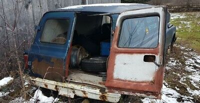 Chevrolet: Other Extremely rare '67 Chevy Panel Truck