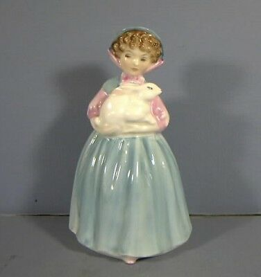 "5"" Figurine, Titled Bunny , HN2214, By Royal Doulton, COPR.1959, Estate Col"