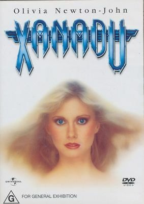 Xanadu - Newton-John, Olivia - Rock & Pop Music Used Dvd