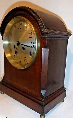 Antique Bailey Banks Philadelphia French Vincenti Bracket Clock Working
