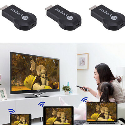 1080P Anycast Dongle WIFI Display HDMI Airplay DLNA TV Receiver Miracast M2 Plus