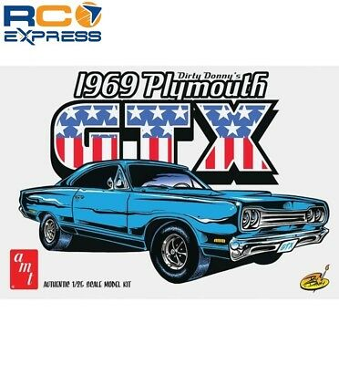 AMT 1/25 Dirty Donny 1969 Plymouth GTX AMT1065