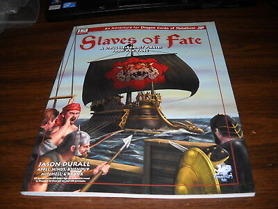 Chaosium: D20: Dragon Lords of Melnibone: Slaves of Fate