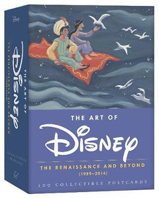 The Art of Disney: The Renaissance and Beyond (1989 - 2014): The Renaissance and