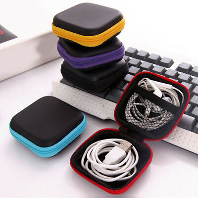 Travel Phone Charger USB Cable Earphone USB Organizer Case Storage Bag Dreamed